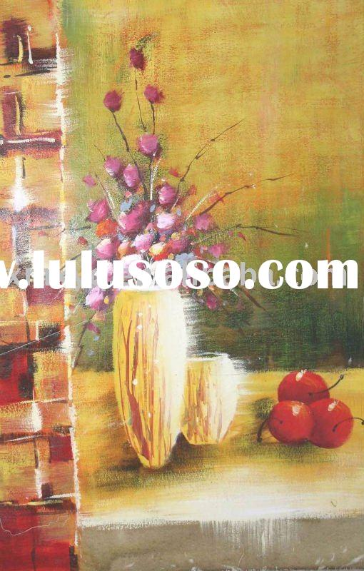 "24""X36"" Handmade Fine Art Decor Oil Painting on Linen Canvas XYQ-433"