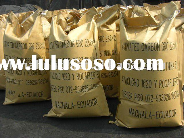 25kg/bag packing coconut shell activated charcoal
