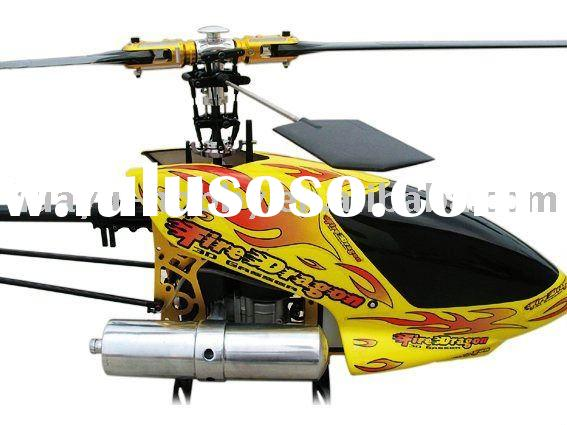 26CC [ARTF] Fire Dragon X-Version rc helicopter radio control helicopter 26cc gas engine Model helic