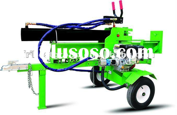 27ton gas powered horizontal/vertical log splitter with ce approval