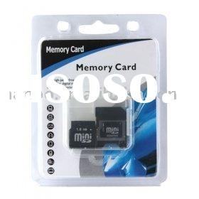 2GB mini SD/Mini SD Memory Card,micro sd card,flash memory card
