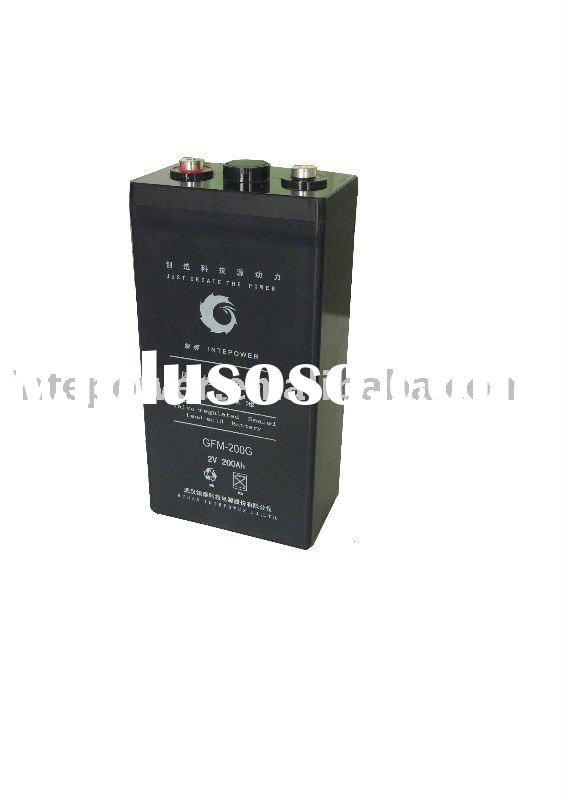 2V200AH Deep Cycle Gel Battery
