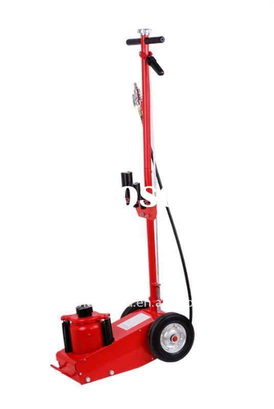 30TON Hydraulic air floor jack with CE certificate