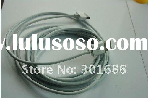3M length Wall Charger USB data Cable for iphone 4 3GS 3G 200pcs/lot
