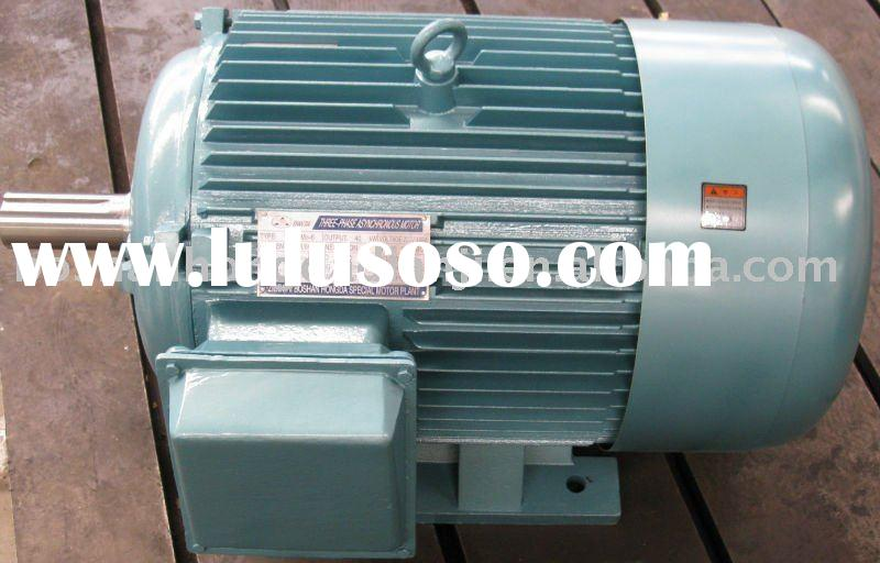 3-phase induction electrical motor