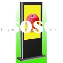 42 inch Floor Standing LCD Media Player/floor standing lcd ad/lcd advertisement/lcd digital signage/