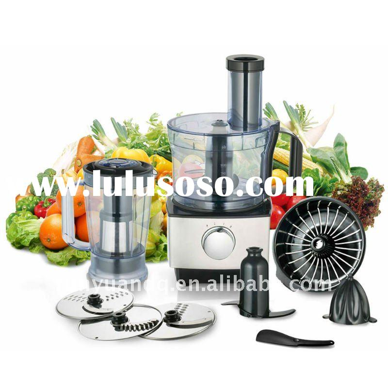 how to make smoothies with a food processor