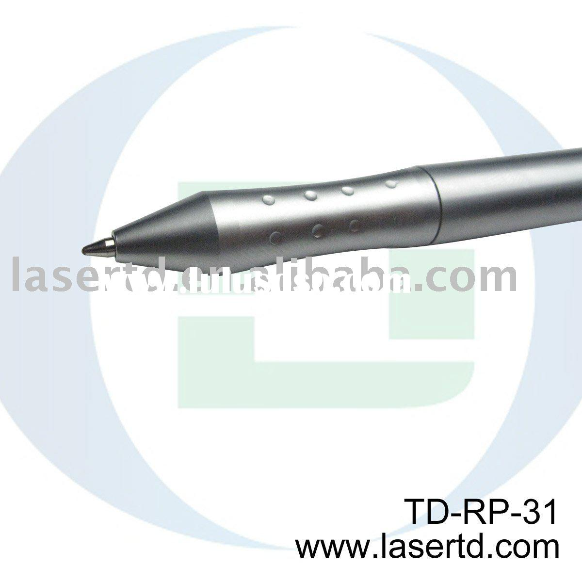 4 in 1 red laser pointer pen with Led TD-RP-31