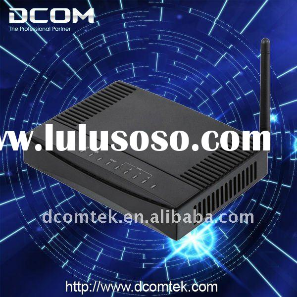 4 ports 54m cable / dsl broadband wireless router