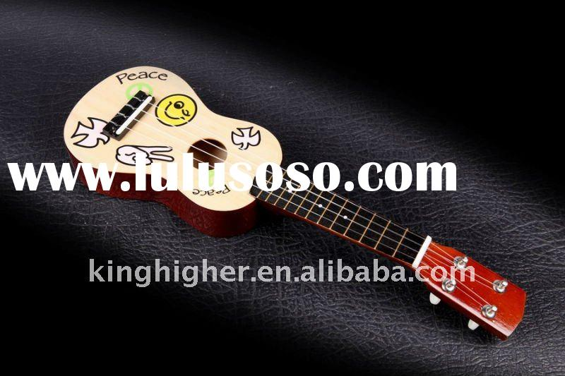 4 string ukelele/ukulele ( kids/children guitar ) Nature color