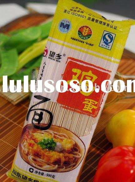 500g chinese dried egg noodles