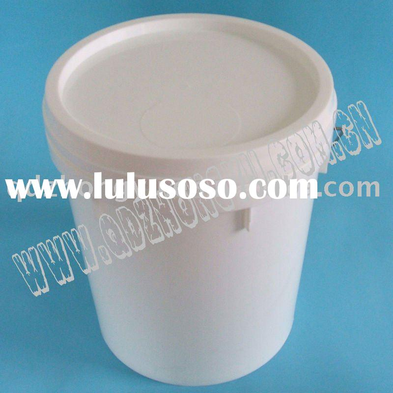 5 Gallon HDPE paint bucket with lid