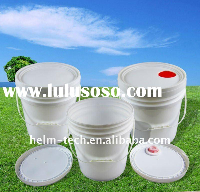5 Gallon Plastic bucket pail