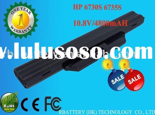 6CELL Replacement Laptop Battery for HP 6730S 6735S 6830S