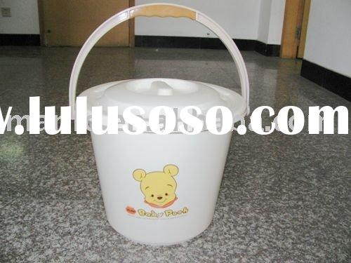 7072 plastic bucket with lid