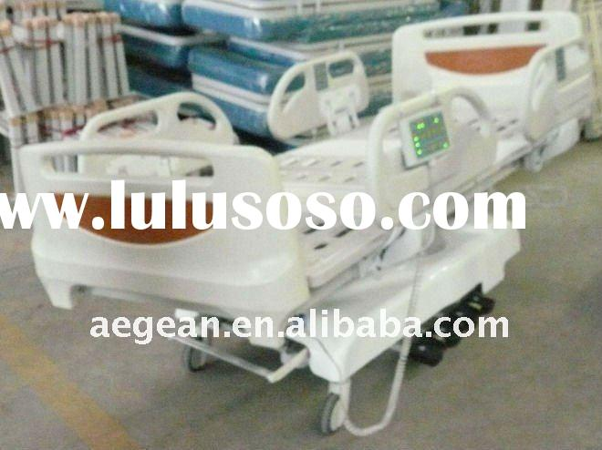 7-Function Electric Hospital Bed
