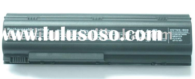 8800mah High capacity laptop battery for HP Compaq DV1000 V2000 V4000 Series