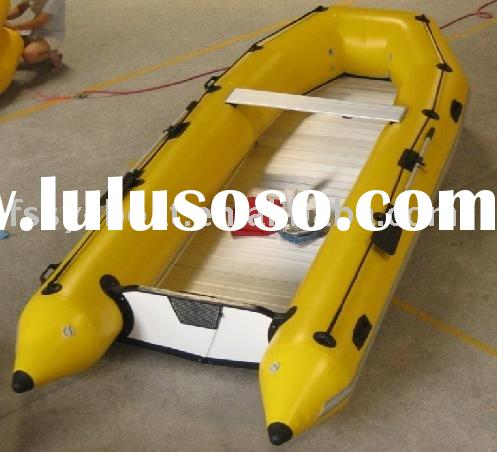 8 People Inflatable Aluminum Boat,Inflatable Yacht,Sport Boat(with CE approval)