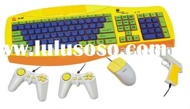 8 bit video game,keyboard game, Juego para TV game,family game,video keyboard game, educational game