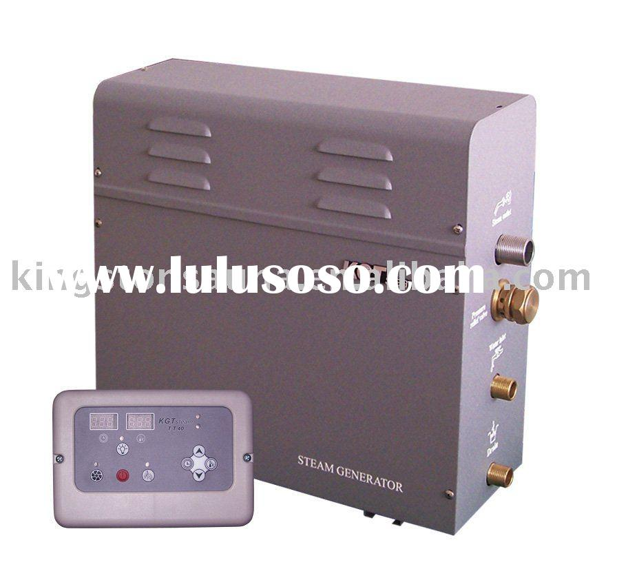 9 KW electric heating steam generator wet steam room