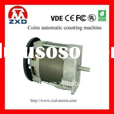 AC Electric Motor for Coins automatic counting machine drive 100AC.V