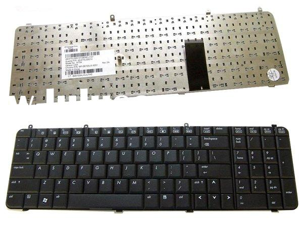 AEAT5U00110 -Laptop Keyboard for HP Pavilion DV9000 Series US (MP-06703US-9201)
