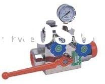 AQF Safety Ball Valves(Relief valve with meter gauge and pressure gauge )