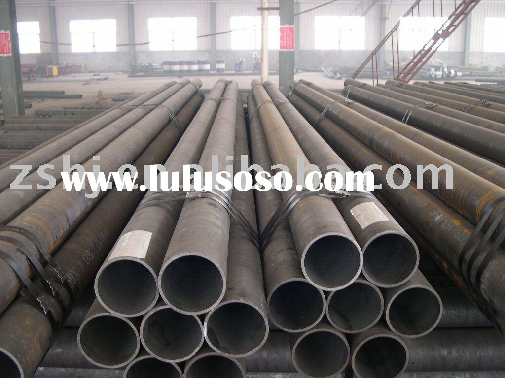 ASTM A405 seamless ferrtic alloy steel pipe specially heat treated for high temperature service