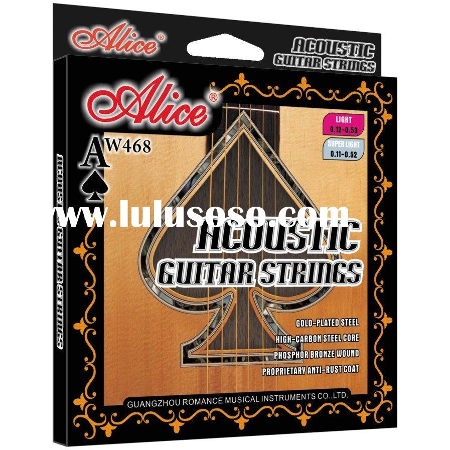 AW468 Acoustic Guitar Strings