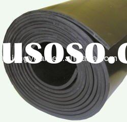 Acid & Alkali-resistant rubber sheet & rubber mat