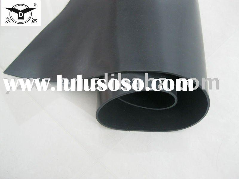 Acid and alkali resistant viton rubber sheet