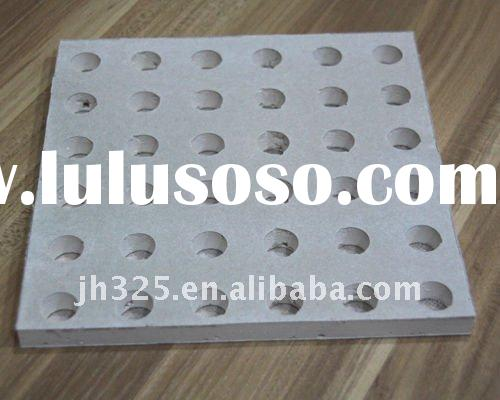 Acoustic Perforated Gypsum Board Ceiling