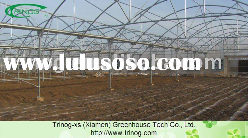 Agricultural Greenhouse with Cooling System