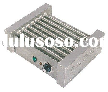 All stainless steel roller hot dog grill (GRT-RG7M)