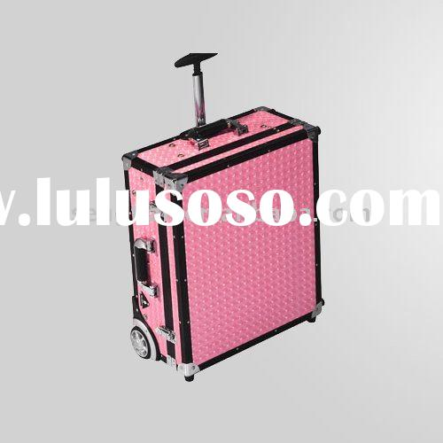 Aluminum Portable make up table with light DB9608K