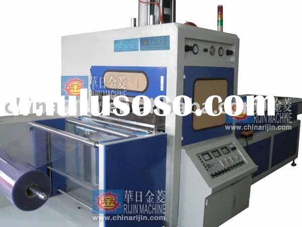Automatic PVC box high frequency machine