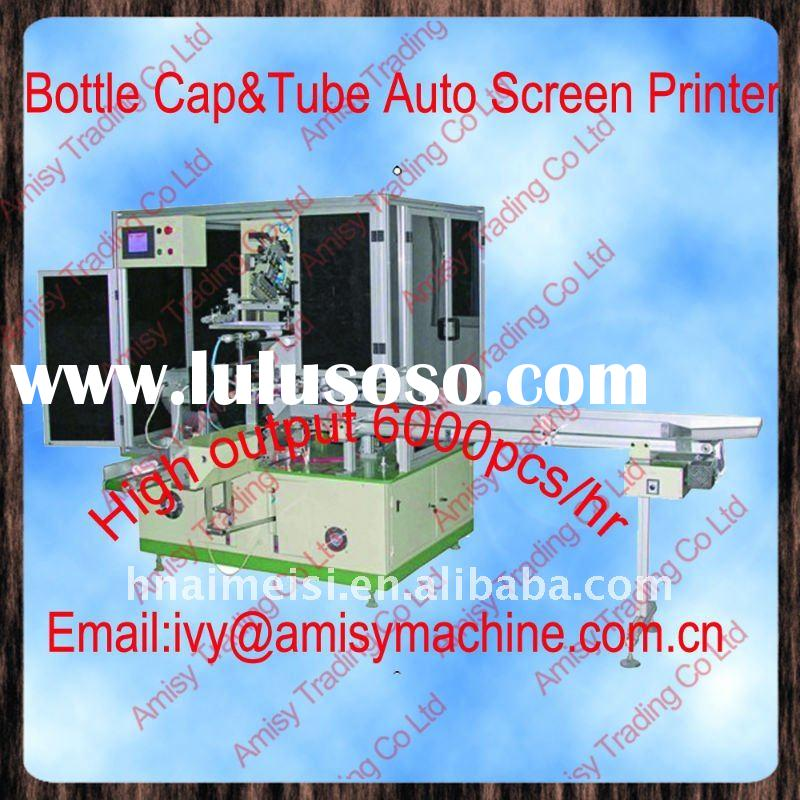 Automatic Silk Screen Printing Equipment