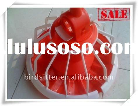 Automatic poultry feeder for broiler