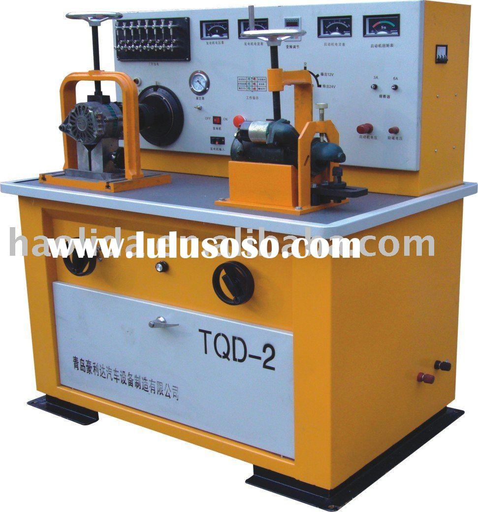 Automobile Electrical Universal Test Bench, test generator, starter, distributor, ignition coil, ele