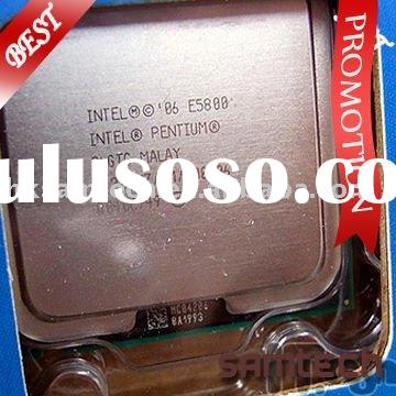 BEST! Intel Pentium Dual Core desktop CPU E 5800