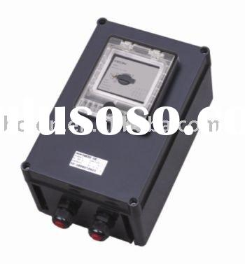 BLK-SDB Series explosion-proof circuit breaker (motor protection switch) (pull plastic enclosure)