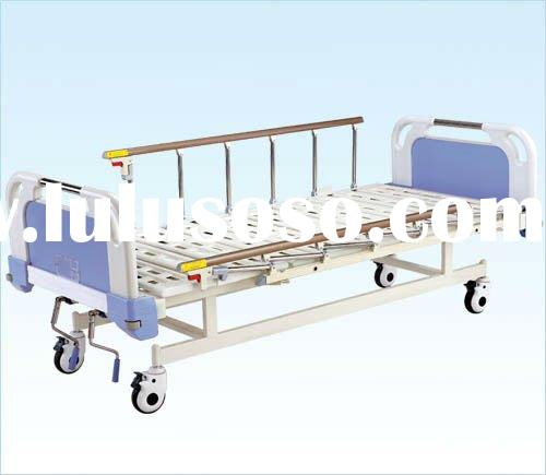 B-7-3 Movable full-fowler Bed with ABS head/foot Board