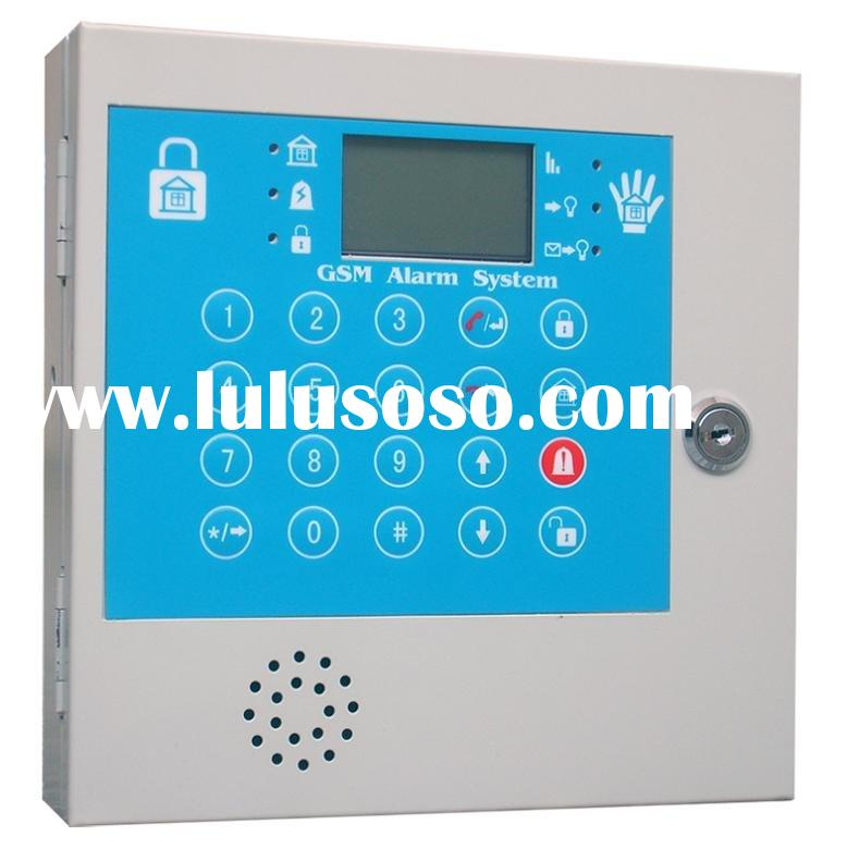 Bank ATM Machine Alarm and Remote Control System (S120)