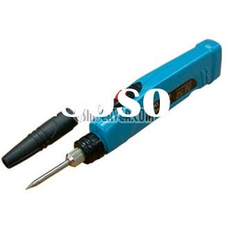 Battery Operated Soldering Iron Pros Kit SI-B161