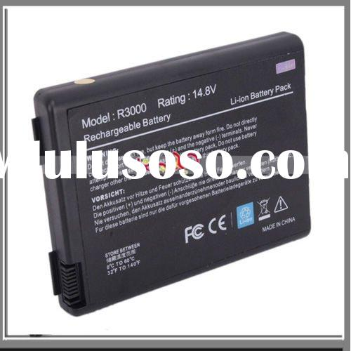 Battery for Laptop HP Pavilion ZD8000 ZV5000 ZV6000 ZX5000 R3000(12cell 14.8V 7800mAh)Black