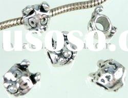 Best selling 2011 cheap fashion large hole big bead accessories jewellery