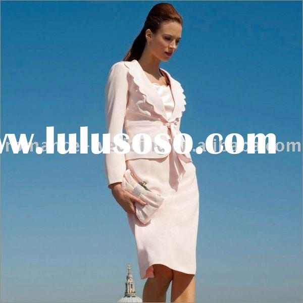 Bl0030 Newest Style Jacket Short Mother Of the Bride Dresses