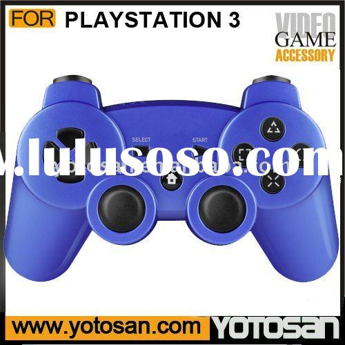 Bluetooth DualShock3 wireless game controller for PS3 Play station 3