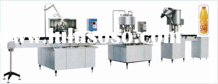 Bottle Washing Filling and Capping Line (water filling,mineral water filling,juice filling,milk fill