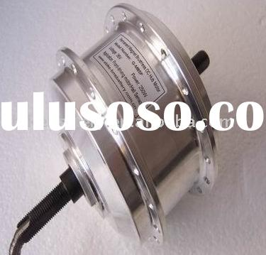 Brushless DC motor for electric bicycle ,electric golf cart etc , ebike motor with high efficiency